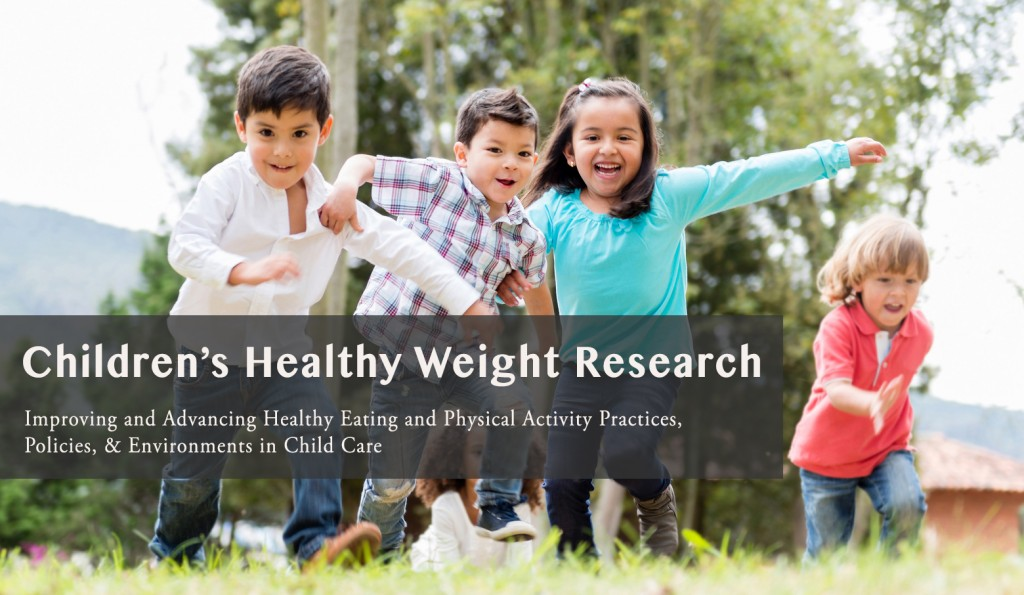 CHWR, The Children's Healthy Weight Research Group at the University of North Carolina at Chapel Hill. Director Dianne Stanton Ward. UNC. CHWR at UNC.